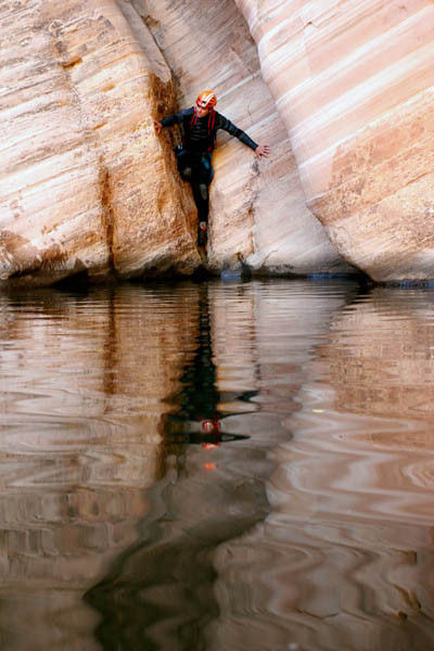 Lake Powell Canyoneering 2