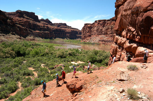 Cataract Canyon Canyonland National Park