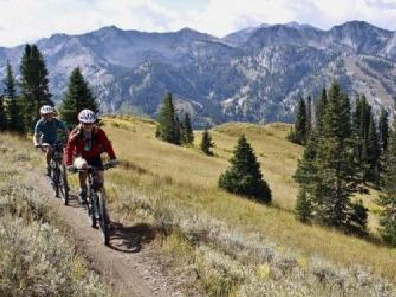 The Wasatch Crest Trail