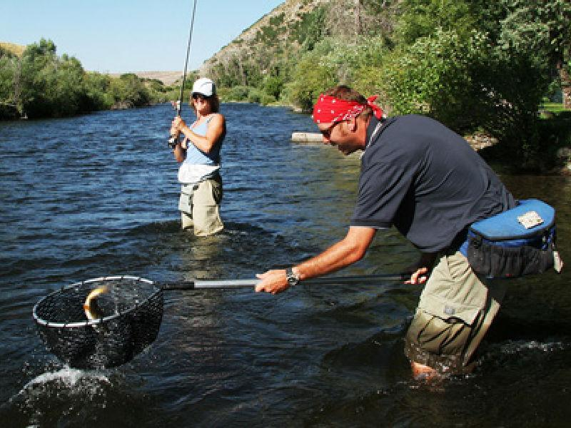 6--fly fishing Provo River-34