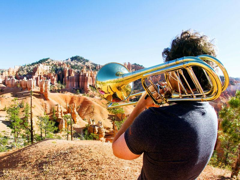 Bryce National Park - Utah Symphony Tour 2015
