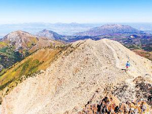 Peak Bagging the Wasatch