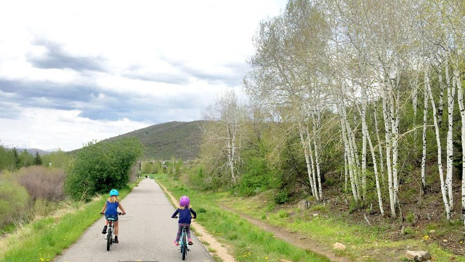 Rail Trail - Park City