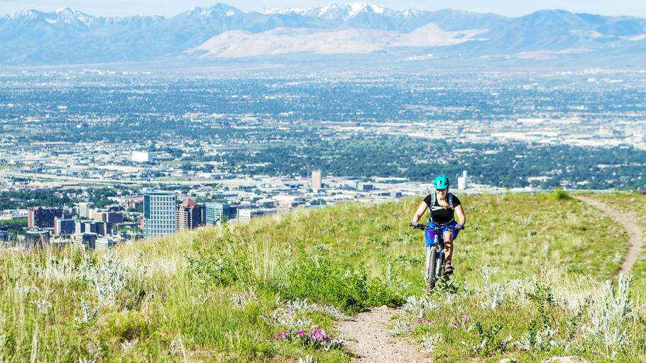 Salt Lake City Wasatch Front S Urban Heartbeat
