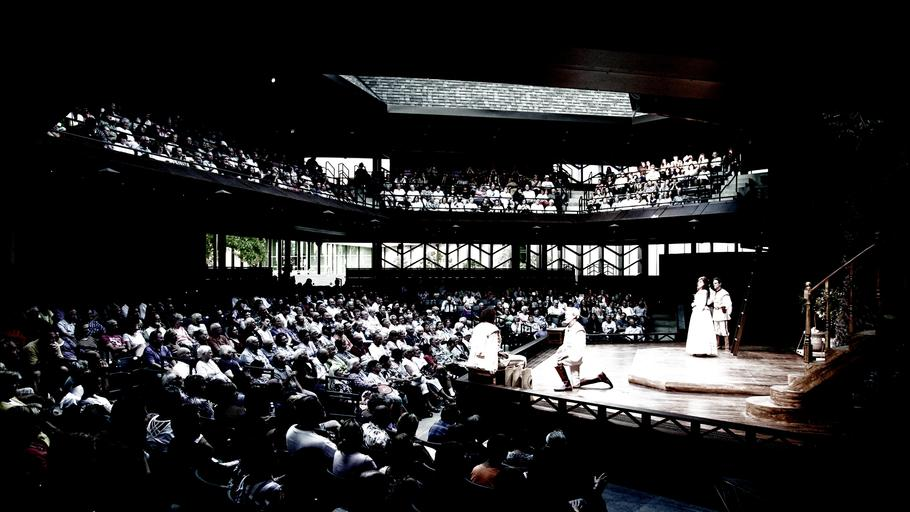 The Utah Shakespeare Festival