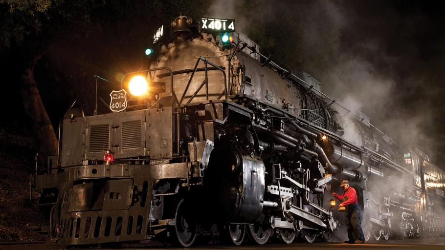 Big Boy - Union Pacific