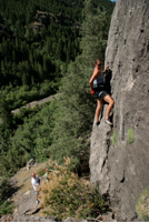 Climb Logan Canyon