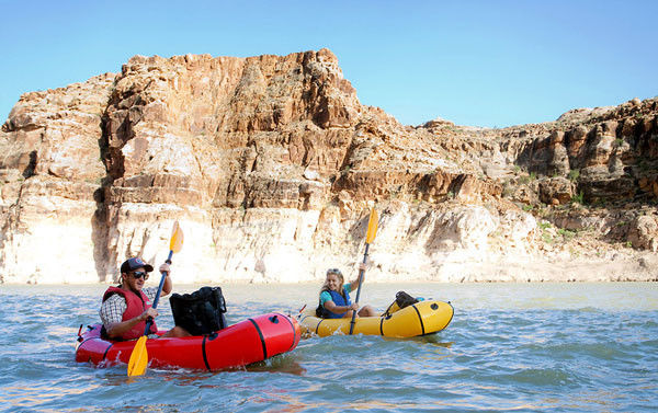 Packrafting the Colorado River